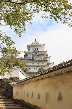 Himeji Castle in Hyogo, Japan