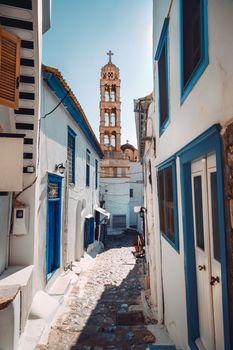Beautiful Greek Town