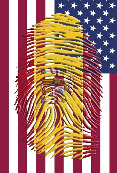 Spain USA Identity
