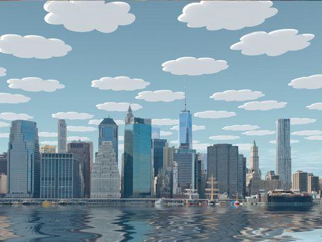Fantasy New York
