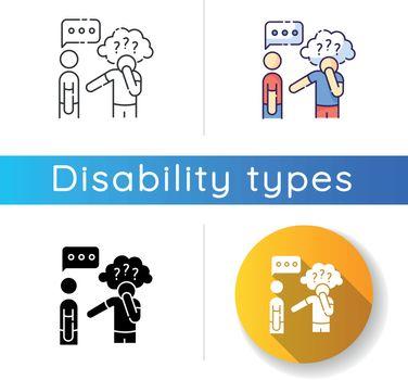 Asperger syndrome icon
