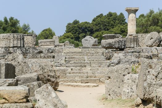 The Ancient Olympia