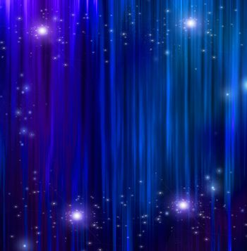 Curtains with Sparkle