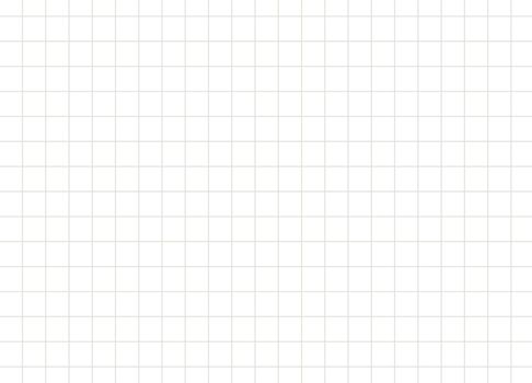 Gray grid line on white background. Gray table on white background.