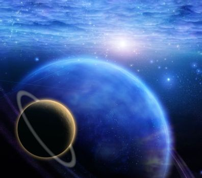 Atmosphere and planets