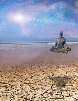 Cyborg meditation