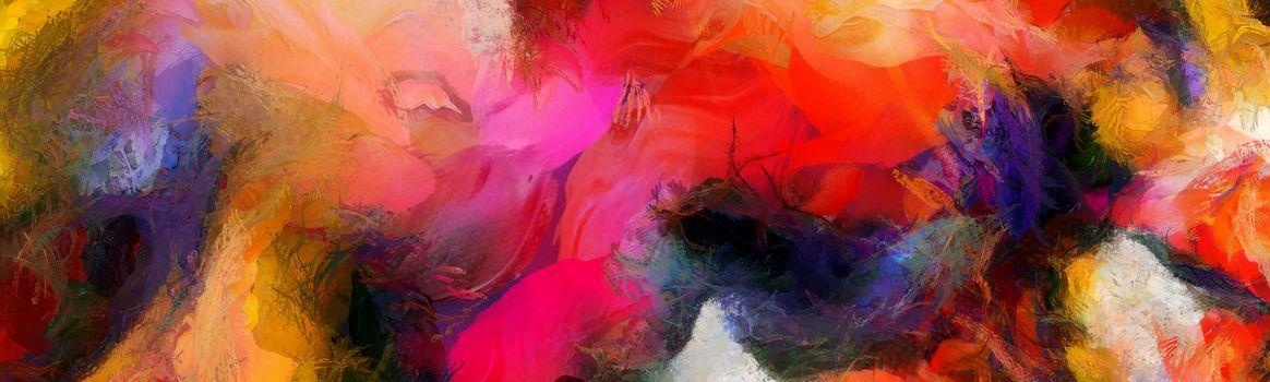 Vivid Abstract