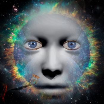 Glance through eternity