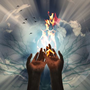 Creation of Fire