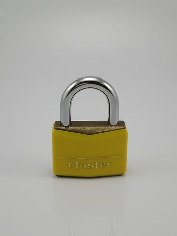 Master padlock in the Philippines