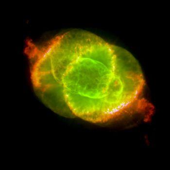 Vivid nebula