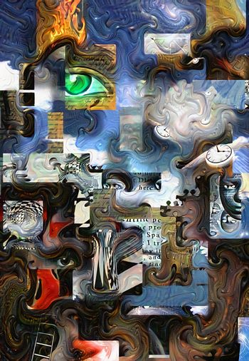 Surreal puzzle