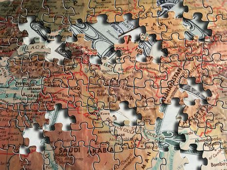 Middle East Puzzle