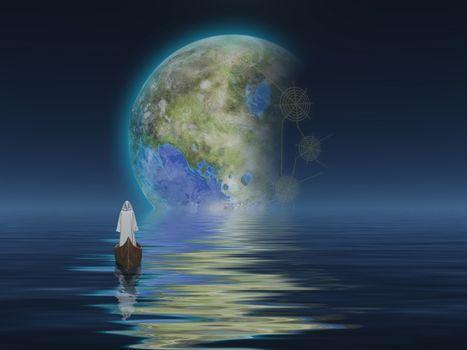 Terraformed Luna