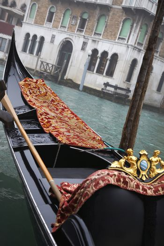 Italy Venice gondola