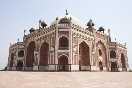 Humayun's tomb, UNESCO World Heritage Site, New Delhi, India