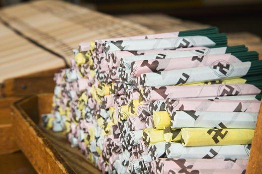 Incense Sticks at Senso-ji Temple