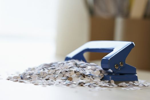 Paper Bits by Hole Punch