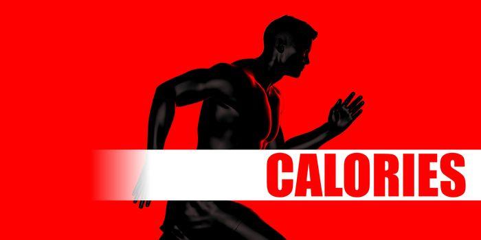 Calories Concept