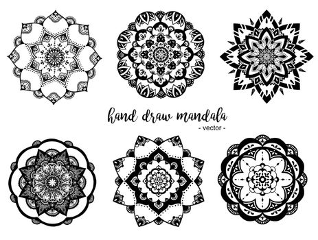 Circular pattern in form of mandala for coloring book, Henna, Mehndi, tattoo, Yoga logo. Background for meditation poster. Unusual flower shape oriental line vector. Anti-stress therapy pattern.
