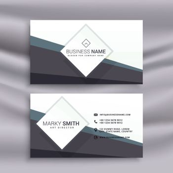 creative business card for your company