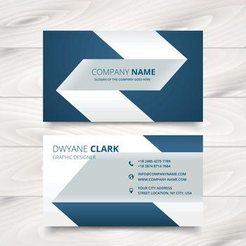 creative simple business card design