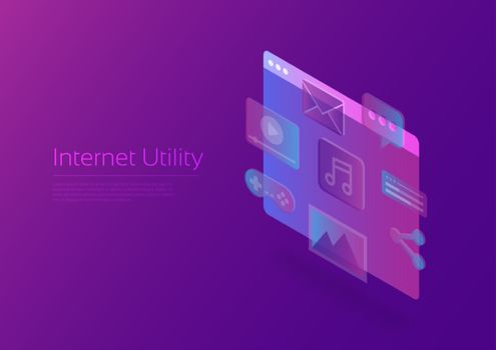 Internet utility