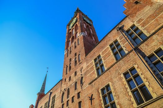 Historical Museum of the City of Gdansk in Main Town Hall, in Gdansk, Tricity, Pomerania, Poland