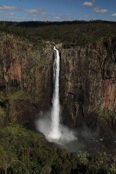 Wallaman Falls, Girringun National Park, Australia