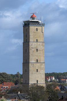 Lighthouse the Brandaris on Terschelling