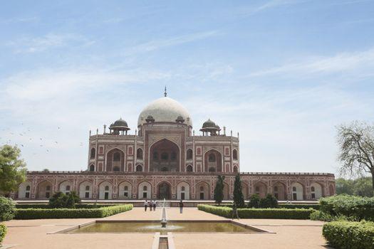 Humayun's tomb, UNESCO World Heritage Site, New Delhi, India, Asia