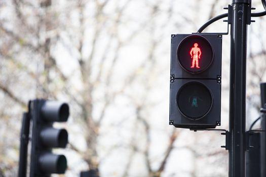 Green red light