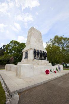 War memorial near Horse Guards, London