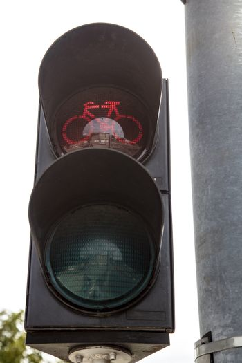 traffic lights for bicycle traffic