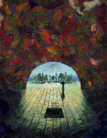 Tunnel to the daylight