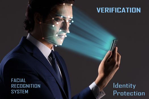 Concept of face recognition software and hardware
