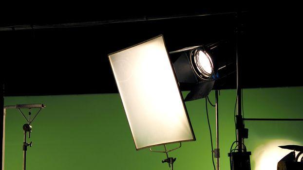 Big studio lighting kit 5000 watt with soft box