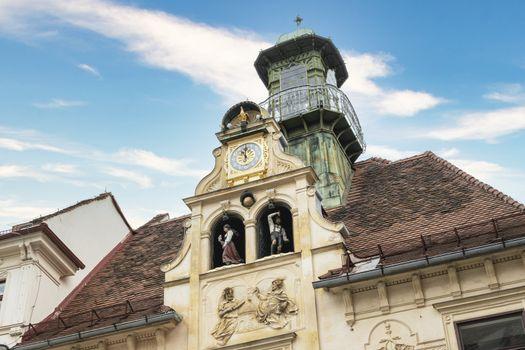 GLOCKENSPIEL attraction show in Graz