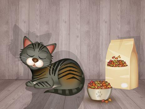 nutrient rich cat food