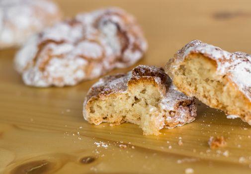 Sicilian Almond Pastries
