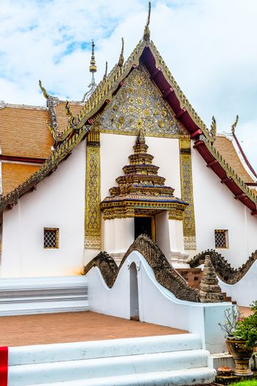 Ancient Temple Wat Phumin