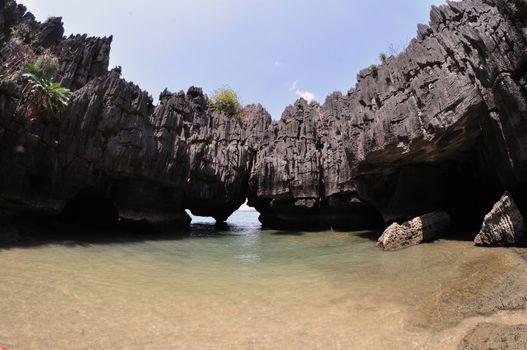 Stone Castle Unseen Satun Amazing