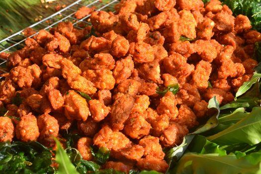 Thai Fish Cakes (Tod Mun Pla)