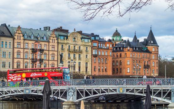 Sights of the Swedish capital