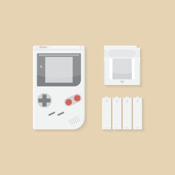 Gameboy classic icon
