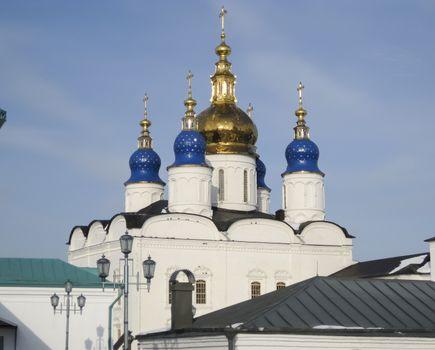 Tobolsk Kremlin. St. Sophia Cathedral.