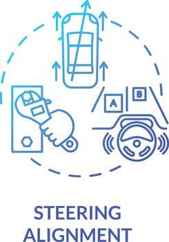 Fluids inspection concept icon