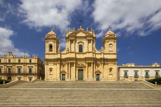 Cathedral of San Nicolo di Noto