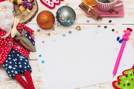 Christmas card. Christmas background