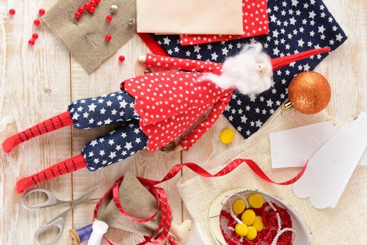Christmas Decoration. Christmas crafts